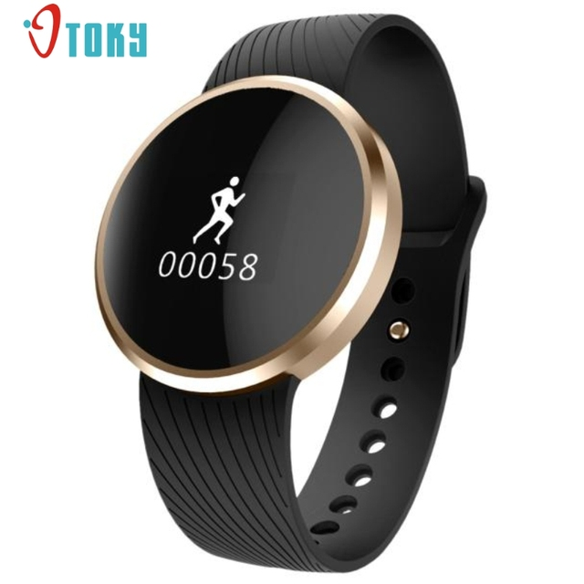 Excellent Quality L58 Smart Bracelet Monitor Waterproof Bluetooth Smart Watch Montres Waterproof Bluetooth Smart Watch New