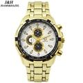 Marca de moda de Lujo de Los Hombres Relojes de Diseño Caliente venta Caliente reloj de Pulsera Digital de Cuarzo de Acero Completo Relojes Relogio masculino
