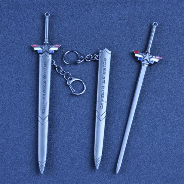 Брелок меч Марвел и DS Comics в ассортименте 1