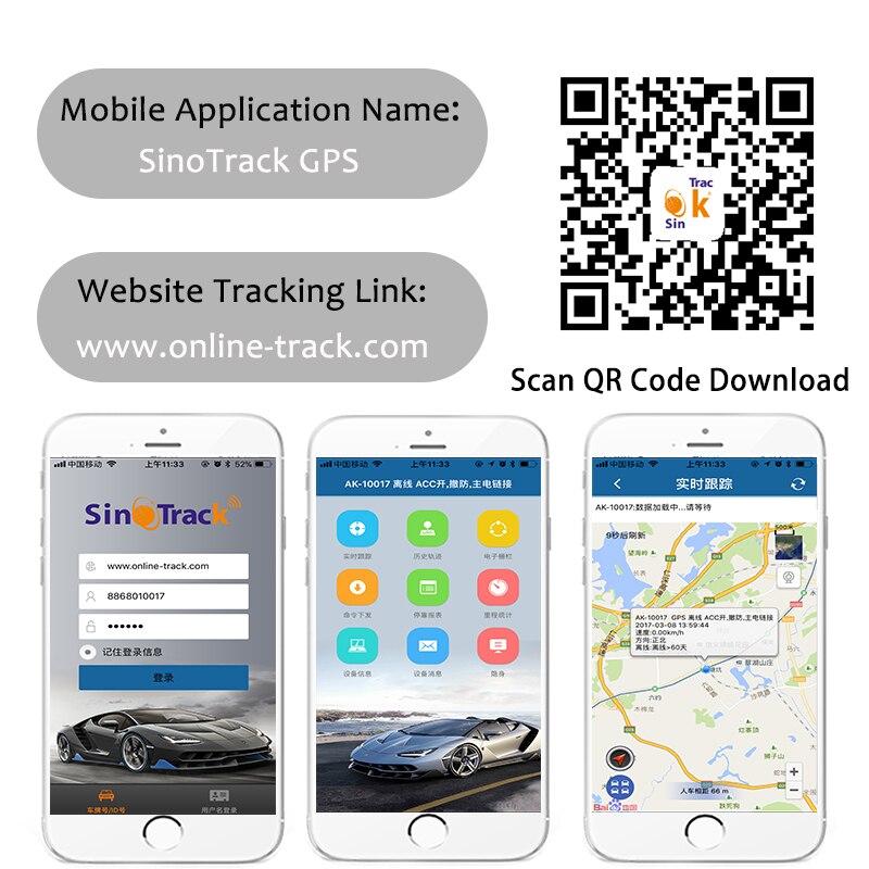 2018 New TK905 Waterproof GPS Tracker Vehicle Locator 5