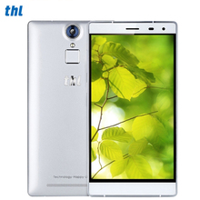 Оригинал THL Смартфон ROM 16 ГБ T7 5.5 дюймов Android 5.1 MT6753 Octa Ядро 1.3 ГГЦ RAM 3 ГБ + ROM 16 ГБ Dual SIM OTG GPS Сети 4 Г
