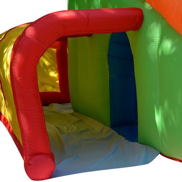 HTB120oIRpXXXXXyXFXXq6xXFXXXN - Arshiner Trampoline Bounce House With Inflatable Kids Slide without Blower