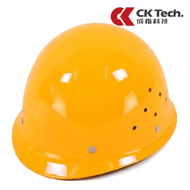 Glazed Steel Building Safety Helmet Work Site Protect Hat Anti-Smash Head Protective CE Construction Work Safety Helmet A1