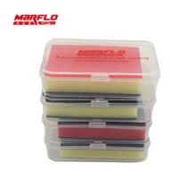Magic Clay Bar Car Wash font b Care b font Cleaning Detailing Wax Applicator Sponge Pad