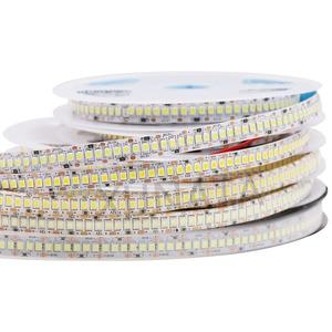 Image 1 - Tira de luces LED de 5M, 2835 SMD DC 12V 240LEDs/M 300/600/1200 Leds, impermeable IP65, Flexible, cinta de luces LED, blanco frío y cálido