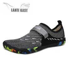Water Shoes Quick-drying Men Women Outdoor Aqua Sports Upstream Sandals Non-slip Beach Sea Fishing Slippers