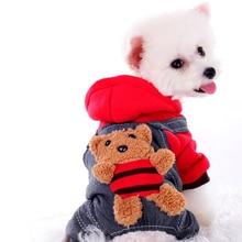 Купить с кэшбэком Dog Clothes Winter Coat Jacket Dachshund Halloween Sweater Teddy Coat Pull Chien Honden Trui Hundepullover  Kazak 5d0087