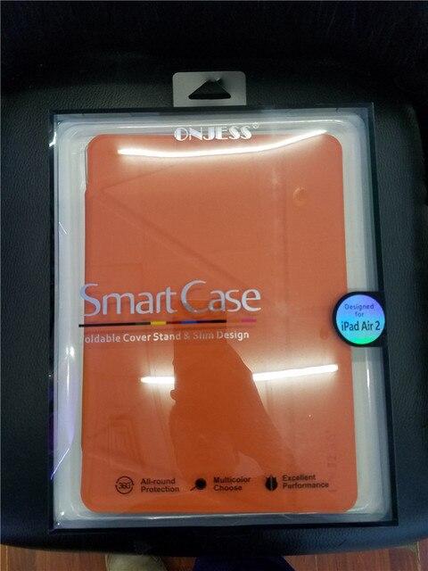 Orange Ipad pro cover 5c649ed9e2fbc