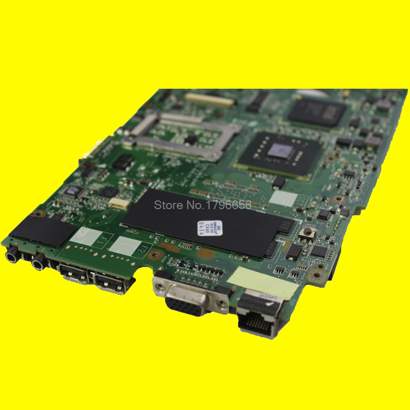 with 2Gb RAM +cpu Mainboard For ASUS K40IJ K50IJ K60IJ X5DIJ K40AD K50AD K40AF K50AF K40AB K50AB K40IN K50IN Laptop motherboard