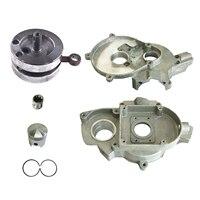 Crankcase Crankshaft 47mm Piston Ring Kit Set For 80cc Motorized Bicycle Bike