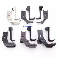 6SET #KP WF6 2 Walking Presser Feet fit for JUKI CONSEW SINGER BROTHER WALKING FOOT INDUSTRIAL SEWING MACHINE