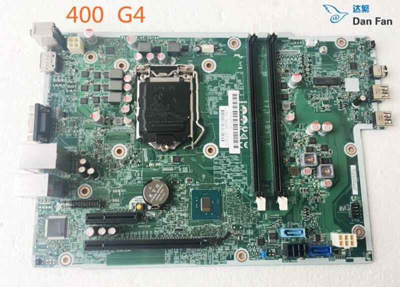 900787 001 Voor Hp 400 G4 Sff Desktop Moederbord 911985 601 911985 001100% Getest Volledig Werken