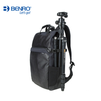 Benro Colorful 100 Travel Backpack Camera Backpack SLR Single Micro Multifunctional Anti theft Open Back Section