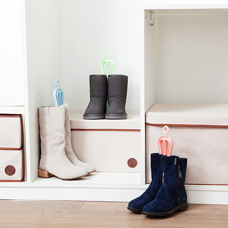 Creative Retracted Shoe Rack Long Boots Winter Warm Shoes Stand Rack For  Home Shoes Tidy Organizer Shelf In Storage Holders U0026 Racks From Home U0026  Garden On ...
