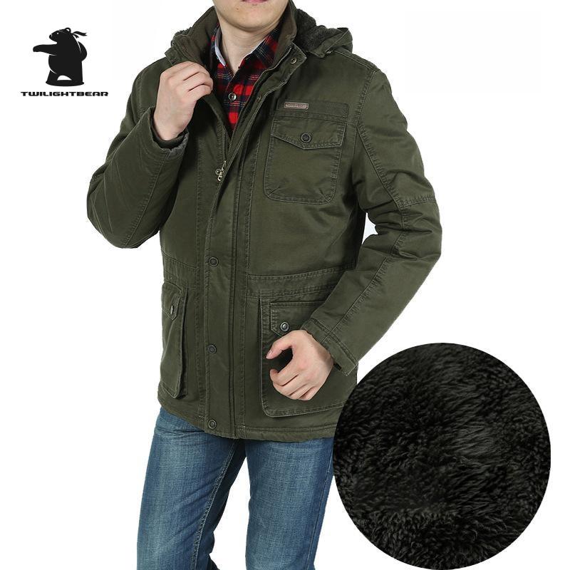 Where to buy mens parka coats