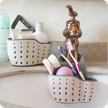Sponge Holder Shelf Kitchen Shelves Organizer Storage Sponge Drain Sink Shelf On Suckers Soap Rack Drain
