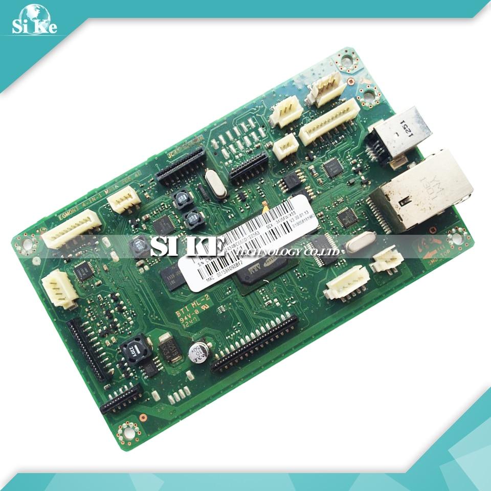 ФОТО Laser Printer Main Board For Samsung SCX-3405FW SCX3405FW SCX 3405FW 3405 Formatter Board Mainboard Logic Board