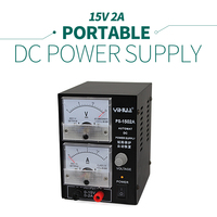 YIHUA 1502A 220 Volt Lab Adjustable Direct Current Power Supply / High Voltage Power Supply