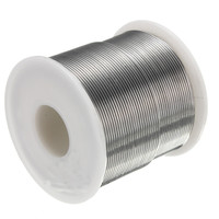 Best Price Soldering Wire Tin Lead Rosin Core 60 40 2 Flux Welding Iron 1mm Silver