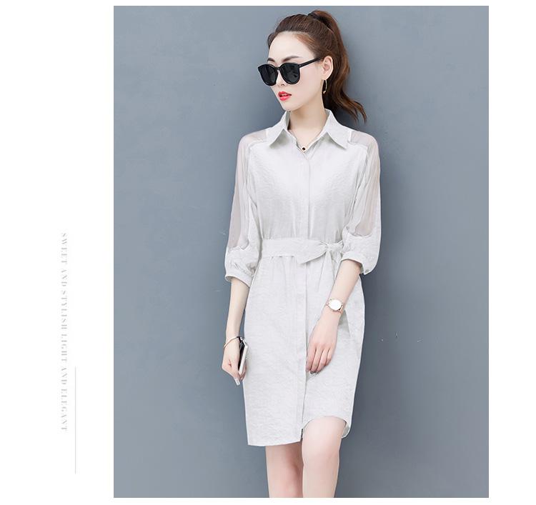 Dress female spring and autumn 2019 new fashion commuter slim strapless denim dress tide vestido Q280 19