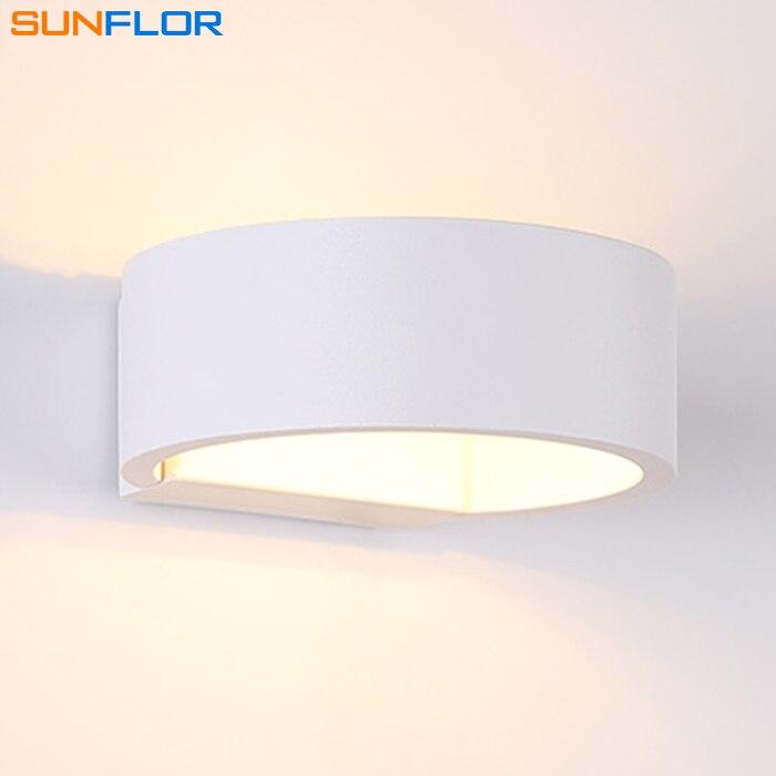 Ժամանակակից լուսավորված պատի լամպ - Ներքին լուսավորություն - Լուսանկար 1