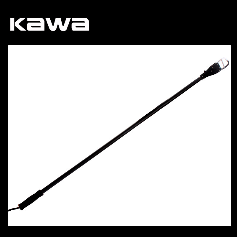 Kawa Fishing Tool Grip,Carbon Fiber Material, Aluminum Alloy Mouth, Length 123cm,Weight 216g,Automatic Catch Fish,Free shipping nulibenna красный xxl