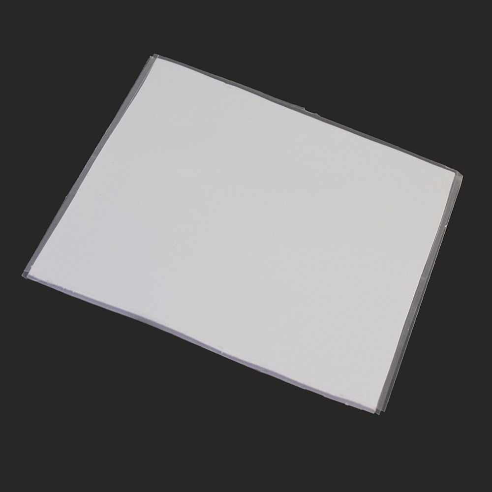 CPU GPU のシリコンサーマルパッドヒートシンク冷却導電性ヒートシンク 100 ミリメートル * 100 ミリメートル * 1 ミリメートル白
