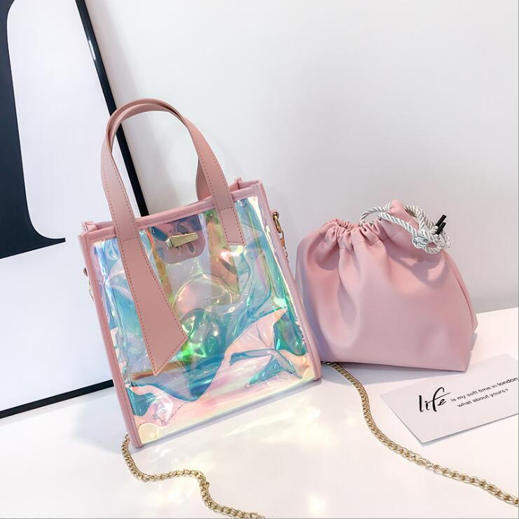 2018 Kvinnor Messenger Väskor Mode Mini Bag Med Kedja Kvinnor - Handväskor - Foto 1