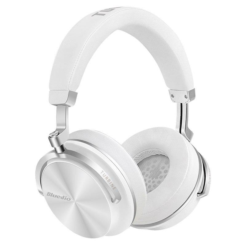 Bluedio Active Noise Cancelling Wireless Bluetooth T4S Cuffie Auricolare senza fili 16-Ore tempo di Gioco