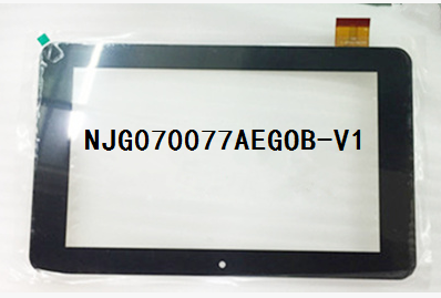 New 7 inch tablet capacitive touch screen NJG070077AEGOB-V1 free shipping