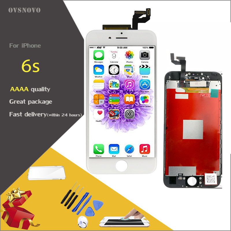 High Quality For IPhone 6s Lcd Screen Assembly Ecran LCD Touch Display For IPhone 6 5