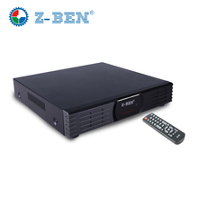 2016 New Hi3520D ZBEN1080P HD Network NVR N3000-8CH 8Channel H.264 8CH Z-BEN CCTV NVR Support Onvif &3G Wifi RS485 PTZ Free Ship