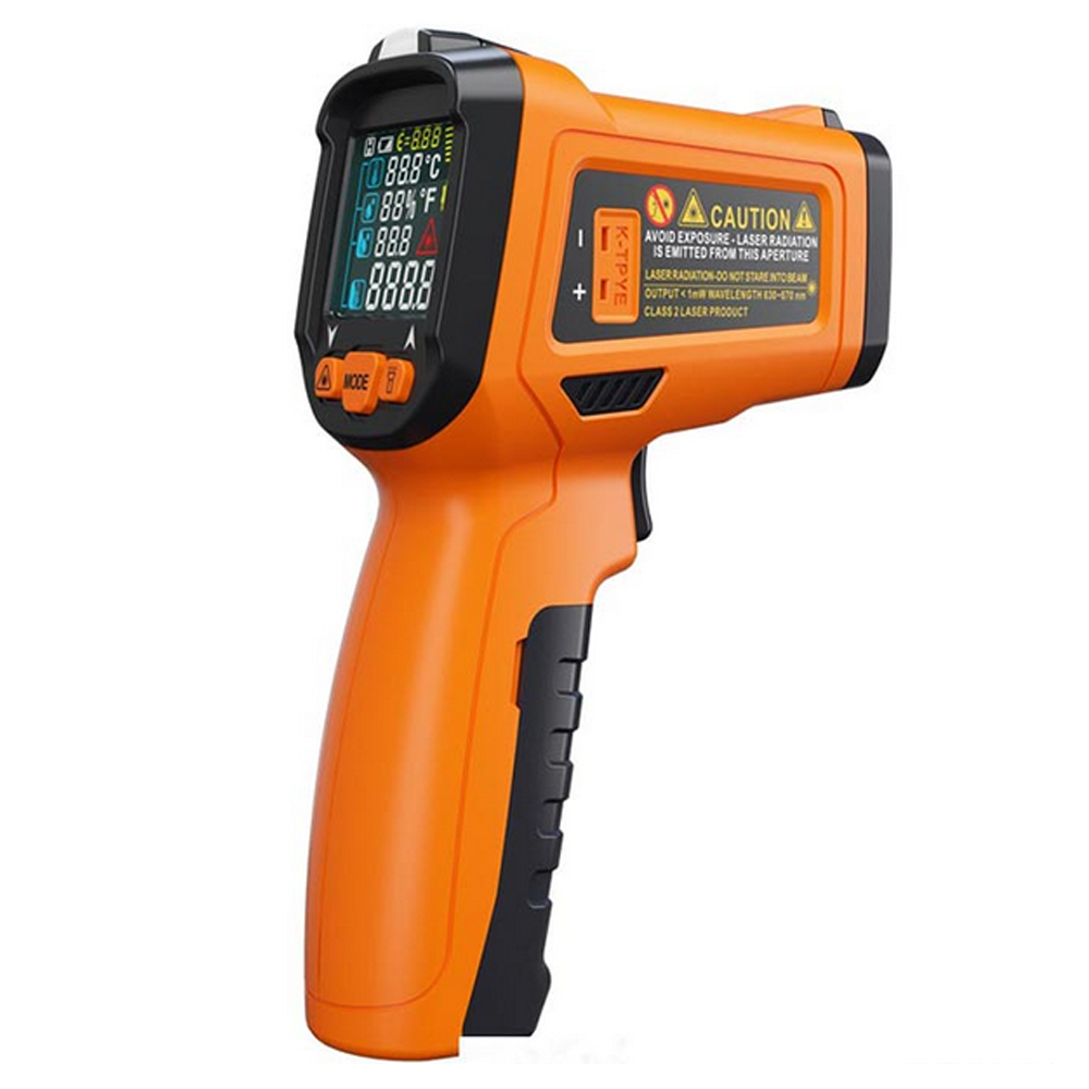 все цены на PM6530D High Quality Professional LCD Non Contact Electric Digital Infrared Thermometer with Humidity & Dew онлайн