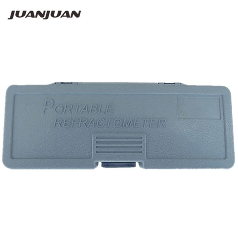 Boîte au détail pour Réfractomètre Brix Alcool 0-32% 0-80% 0-32% 0-40% 0- 90% En Plastique Boîte Cadeau 30% Off