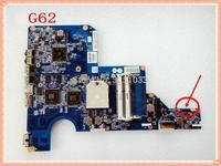 597673-001 610160-001 ل HP G62 G42 CQ62 اللوحة المحمول DDR3 كامل اختبار ati5470 اللوحة