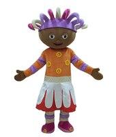 Upsy Daisy сад ребенка Маскоты костюм для взрослых сад ребенка Маскоты костюм для Хэллоуин костюмы для праздников