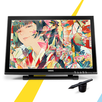UGEE 1910B 19 Graphics Drawing Tablet Screen Monitor Graphics Pen LCD IPS