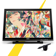 Cheaper UGEE 1910B 19″ Graphics Drawing Tablet Screen Monitor with Adjustable Stand 2 Drawing Pen