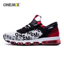 купить ONEMIX Running Shoes for Men Air 270 Outdoor Sport Sneakers Damping Male Athletic Shoes zapatos de hombre Women jogging shoes дешево