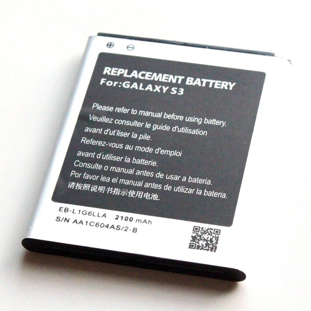 EB-L1G6LLA EB-L1G6LLU Batterie Handy Batterien für Samsung Galaxy S3 SIII I9300 I747 L710 I9308 T999 I9305 M440S i9082