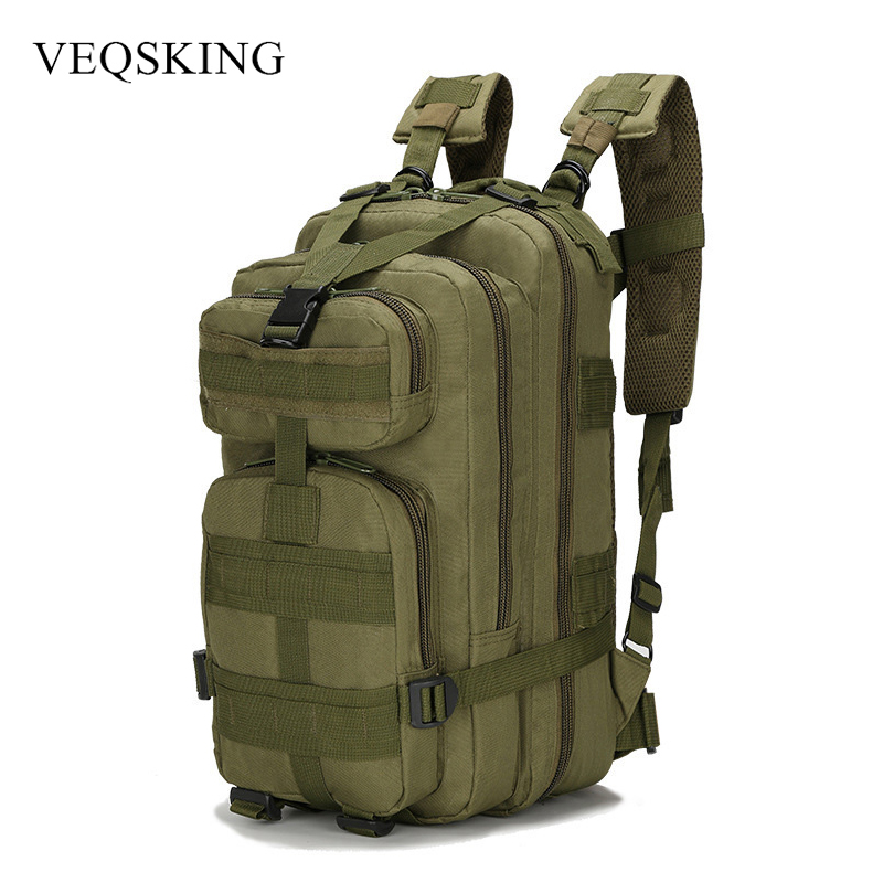 600D Nylon Military Tactical Backpack,Waterproof Molle Army Climbing Bag,6Color Outdoor Camping Hiking Hunting Backpack Rucksack airsoft tactical bag 600d nylon edc bag military molle small utility pouch waterproof magazine outdoor hunting bags waist bag