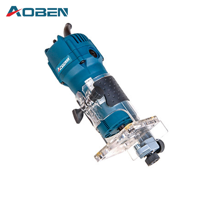 AoBen trimmer woodworking electromechanical slot openings wood milling machine woodworking power tools decoration