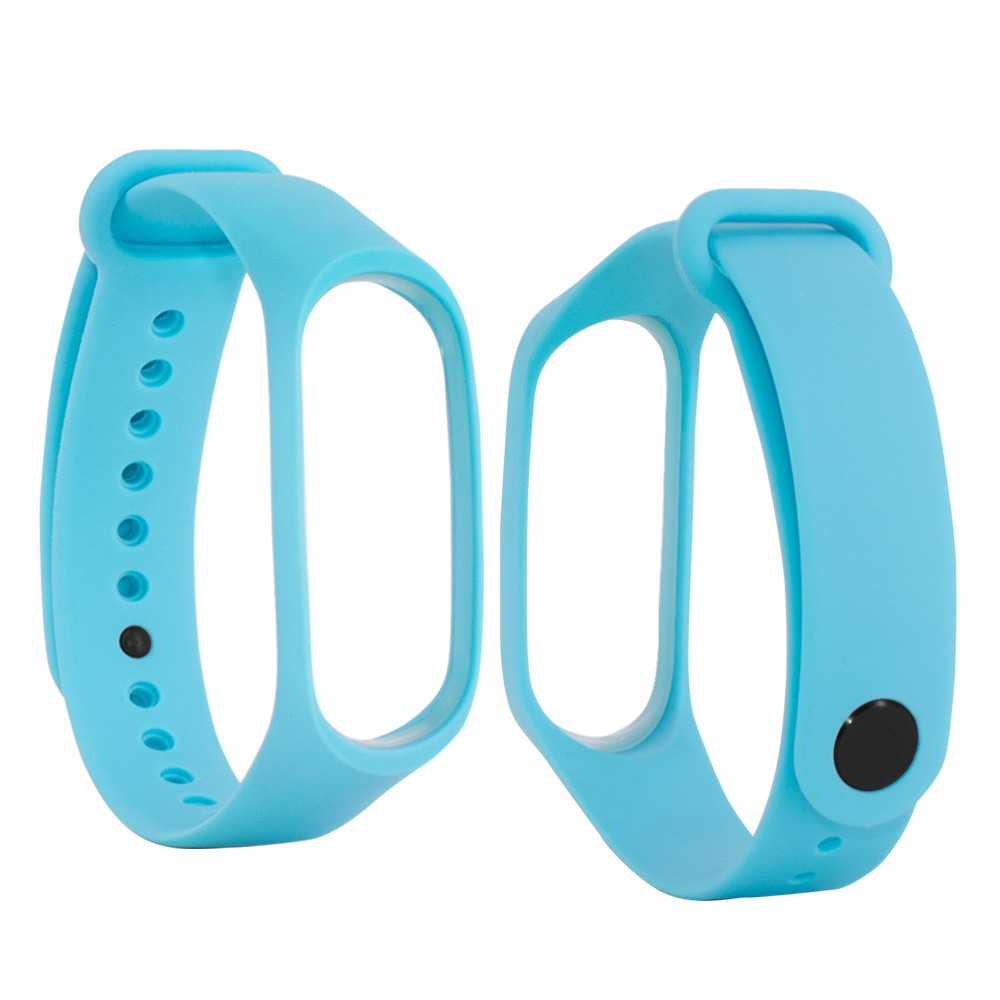 Image 4 - Bracelet for Xiaomi Mi Band 4 Sport Strap Watch Silicone Wrist Straps For Xiaomi Mi Band 4 Accessories Bracelet Mi Band 4 Correa-in Smart Accessories from Consumer Electronics