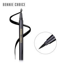 BONNIE CHOICE Liquid Eyeliner Pencil Long-lasting Waterproof Black Eye Liner Pen Makeup Cosmetic Tool 1 Pc