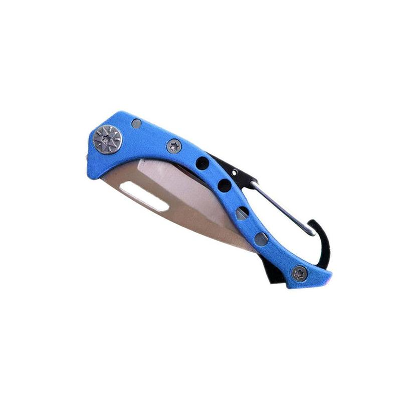 Outdoor Survival Folding Knife Handle Ball Bearing Flipper Tactical Knives Utility  Edc Tool With Hiking  Equipment