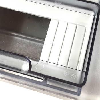 8P circuit breaker switch box HT-8way waterproof distribution box switch box home lighting box