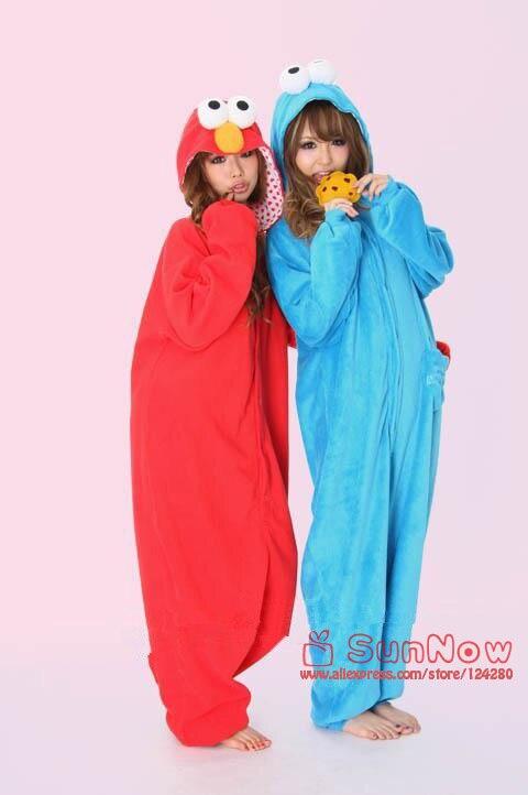 Online Get Cheap Adult Elmo Onesie -Aliexpress.com   Alibaba Group