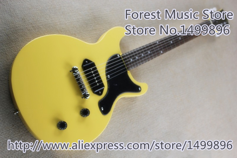 Hot Selling Double Cutaway Mahogany Body LP Standard Electric Guitar From China Musical Instrument Factory high quality custom shop lp jazz hollow body electric guitar vibrato system rosewood fingerboard mahogany body guitar