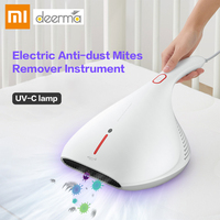 Newest Xiaomi Deerma Vacuum Cleaner Hand Held Anti Dust HEPA Vacuum Cleaner UV Mites kill 13000Pa for Bed Mattress Pillow Sofa
