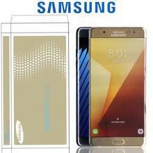 Оригинальный ЖК экран 5,7 дюйма для SAMSUNG GALAXY Note 7 Note FE N930 N930F, сменный дигитайзер сенсорного экрана в сборе с рамкой